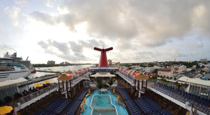 Why Royal Caribbean, Norwegian Cruise Are Trading Lower Today