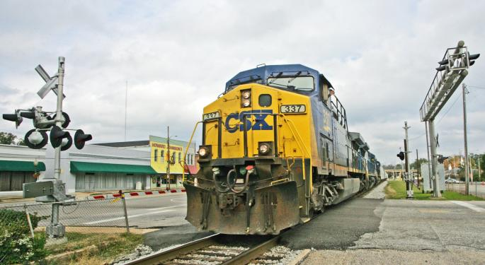 Progress Continues On Construction Of CSX Intermodal Terminals