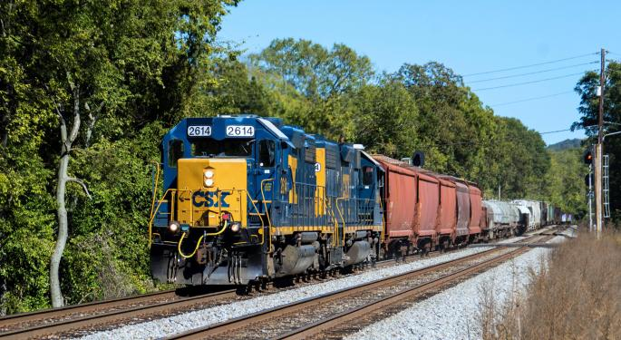CSX Looking To Take Advantage Of Tight Truck Capacity