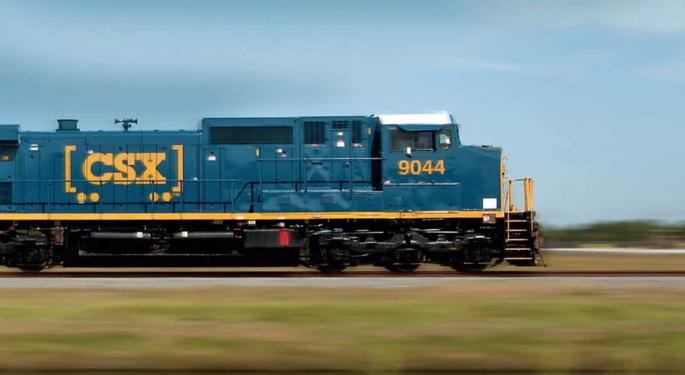 CSX, CN Announce Board Appointments