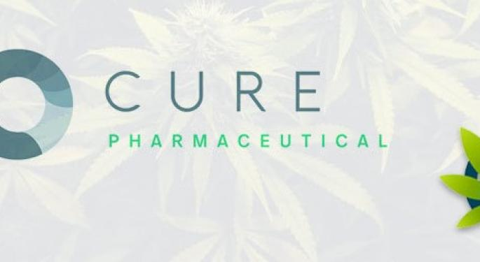 CURE Pharmaceutical Teams Up With Factoria Bogar For Mexico Expansion