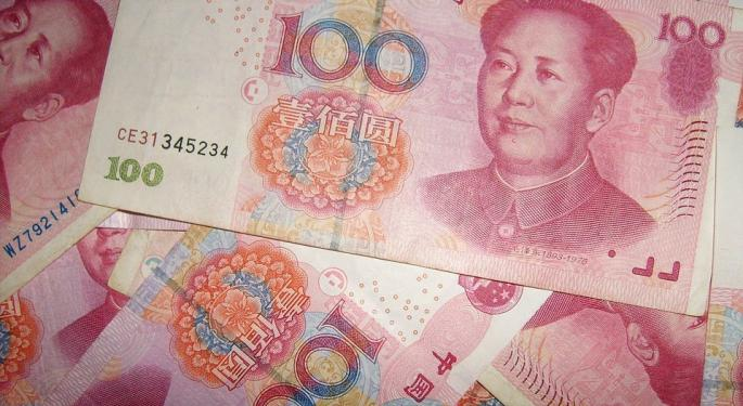 3 Ways To Play China's Rate Decision