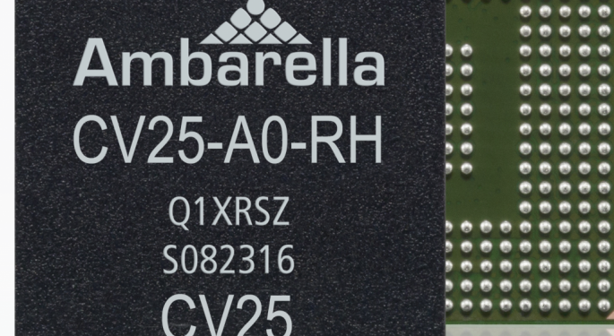 Ambarella Trades Higher On Q4 Earnings Beat