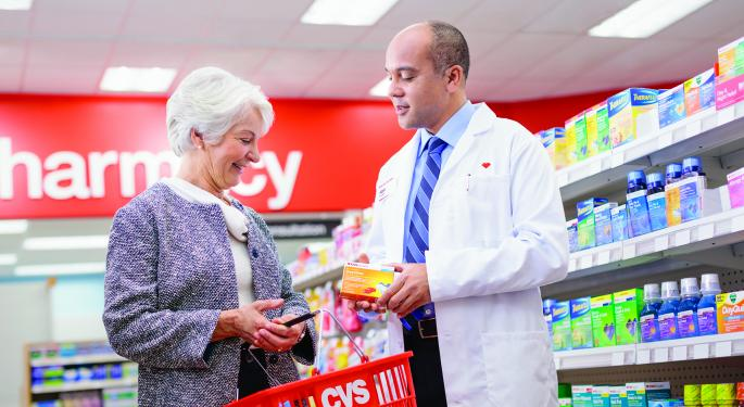 Starboard Takes Stake In CVS Heath