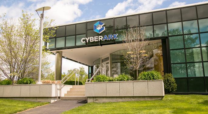 Here's Why CyberArk's Stock Is Tumbling