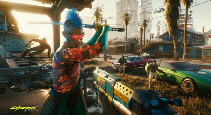 Sony Suspends 'Cyberpunk 2077' From PlayStation Store