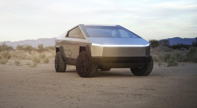 Tesla's Cybertruck Vs. Rivian's R1T: How Do These Trucks Of The Future Match Up?