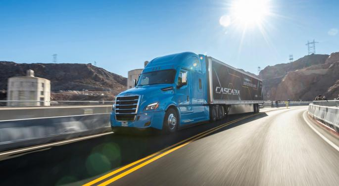 Daimler Trucks Begins Level 4 Autonomous Testing On Public Roads
