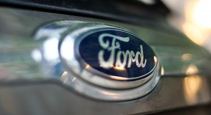 Chip Shortage Prolongs Ford Production Halt At 5 North American Factories
