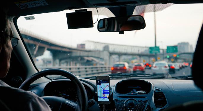 SoftBank Dumps $2B Worth Of Uber Shares After Stock's Rally