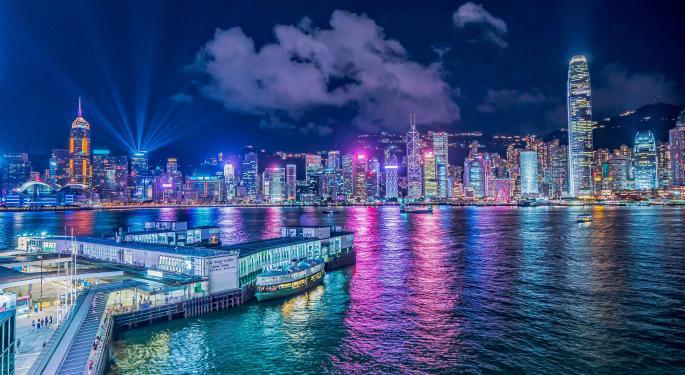 Alibaba, JD, Xpeng y Li Auto, a la baja en Hong Kong
