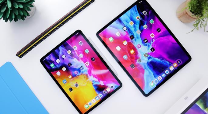 El próximo iPad de Apple puede sufrir escasez de suministros