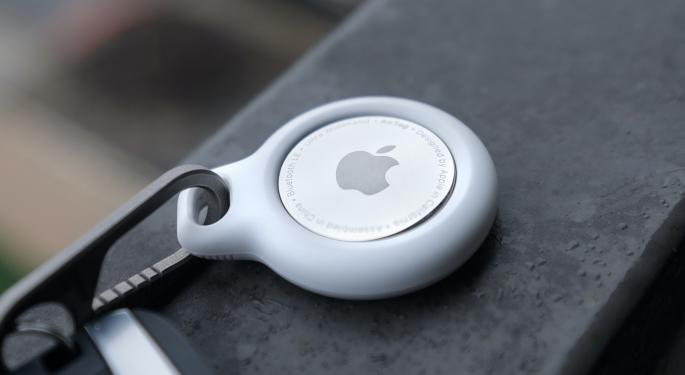 Los Apple AirTags ayudan a un usuario a encontrar su coche robado
