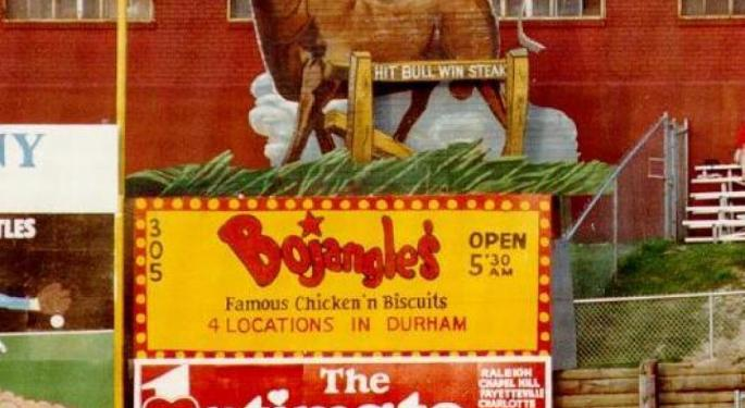 Bojangles' Prices IPO At $19, High End Of Range