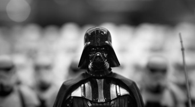 'Rogue One' Will Feature Darth Vader