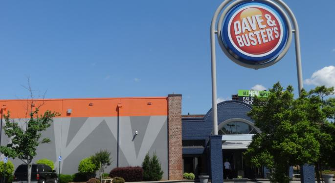 Dave & Buster's: Catching On With A Younger Audience, Expect Market Share Gains To Continue