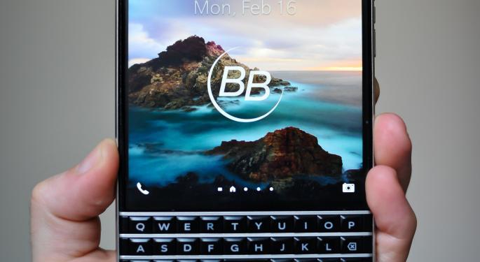 ¿Está de vuelta BlackBerry?