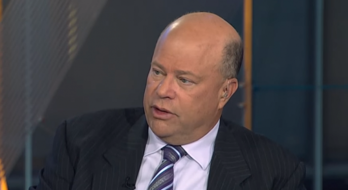 David Tepper Says There's 'Nothing Wrong With Nibbling A Little Bit' For Now