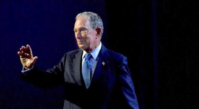 Michael Bloomberg: Any Democratic Candidate In 2020 Is Better Than Trump