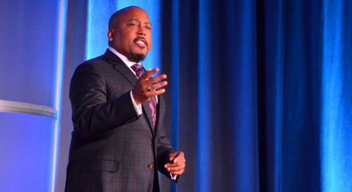 Daymond John Tells Detroiters How To Become 'Sharks'