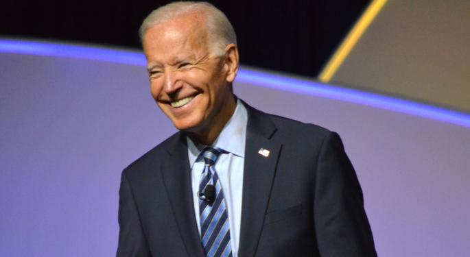 Biden Sweeps Early Reporting States On Super Tuesday, AP Calls California For Sanders
