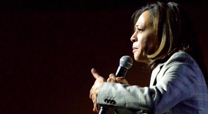 Joe Biden Picks Kamala Harris As Democratic VP Running Mate