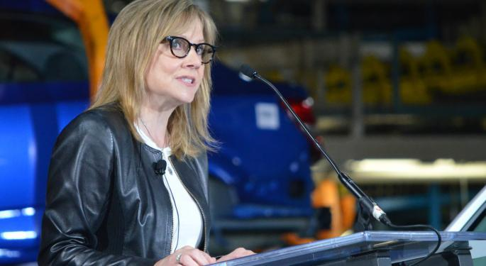 GM CEO Mary Barra On 'Tragic Year' For Detroit Automaker