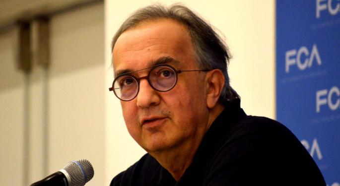 Sergio Marchionne Dies At 66: How The CEO Rescued Fiat, Chrysler