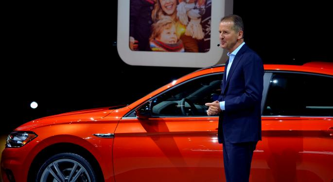 NAIAS 2018: VW Works To Earn Back Trust; Toyota, Ram Introduce New Models