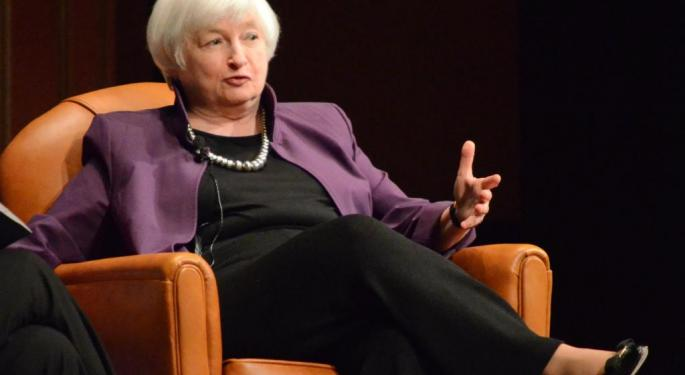 Should The Fed Lower Rates? Janet Yellen Thinks So