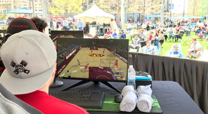 The Age Of Virtual Athletes: Esports On Campus