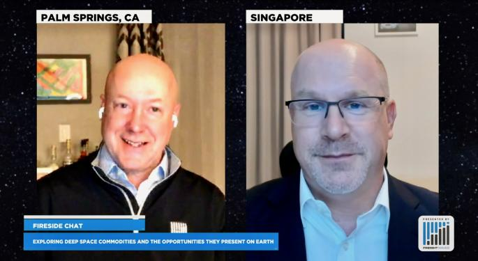 SpaceWaves: 'Out Of This World' Commodities Opportunities Abound In Space With Video