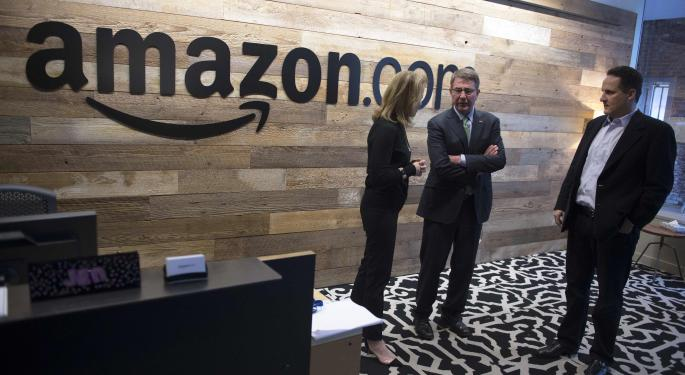 Reports Say Amazon Narrows List Of Cities For HQ2, Virginia Could Be Top Choice
