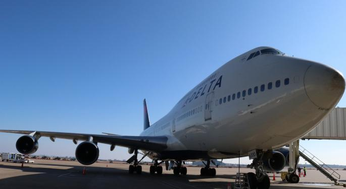 Delta Further Reduces Seating On Flights In Response To Coronavirus