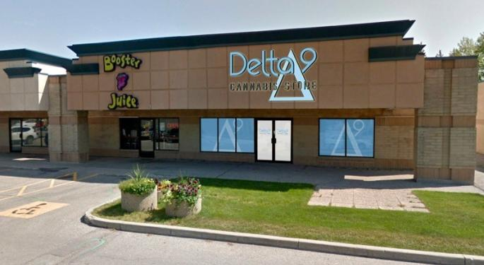 Delta 9 Obtained Health Canada License To Expand Cannabis Processing
