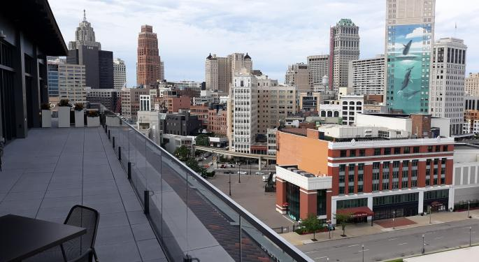 A Glimpse At How Dan Gilbert And Quicken Loans Helped Revitalize Detroit