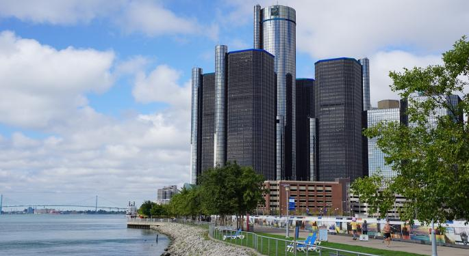 General Motors Trades Higher On Q2 Earnings Beat