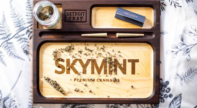 Skymint Opens Recreational Cannabis Dispensary Just Outside Detroit, Stresses Social Equity