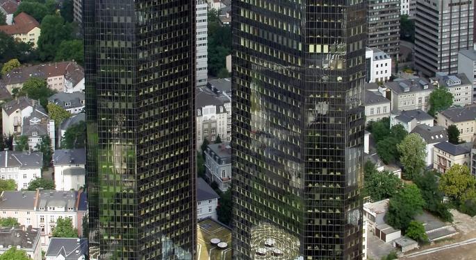 Eurobank Stocks Under Pressure Amid Deutsche Bank's $14 Billion Probe