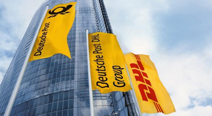Deutsche Post DHL Raises 2020 Earnings Guidance