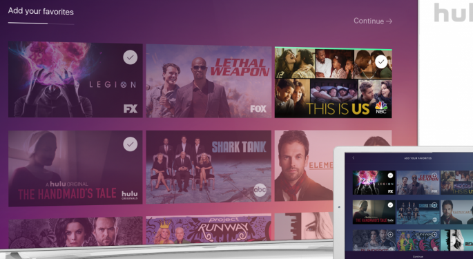 Report: Comcast Might Sell Hulu Stake To Disney