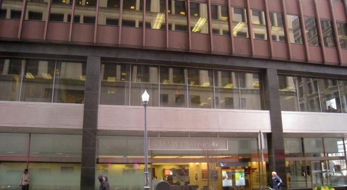 DeVry University Hit With $100 Million FTC Fine Over Misleading Students