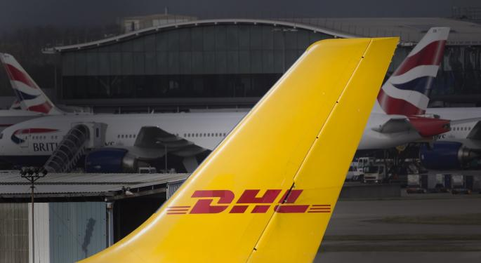 Today's Pickup: Amazon Insourcing Hurting DHL Globally