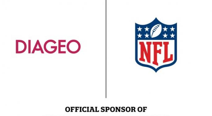 NFL Taps An Official Spirits Sponsor For The First Time Ever