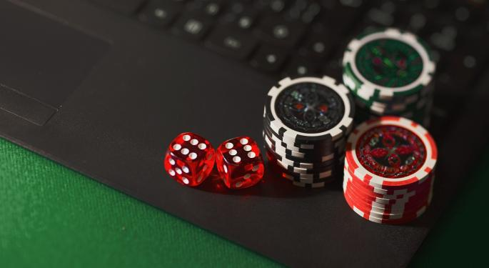 This Small-Cap Stock Just Ripped 20% Higher On New Online Gambling Deal