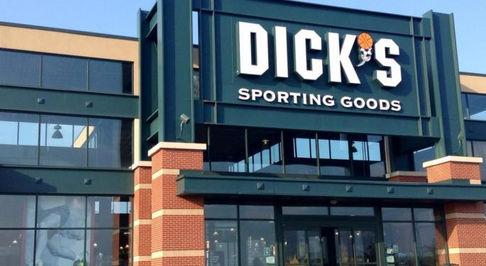 Dick's Sporting Goods Cites Under Armour's Distribution Strategy Change In Q2 Miss