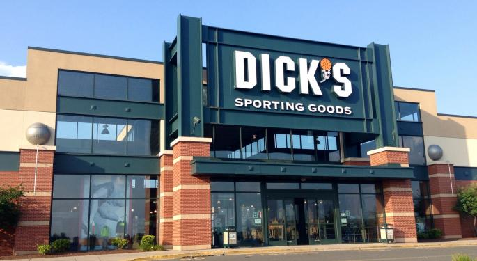 Dicks Sporting Goods Faces An Unlikely Competitor, Barclays Says