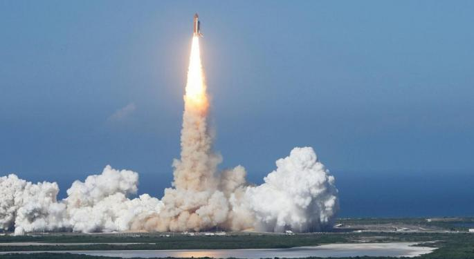 Barron's Latest Picks And Pans: Space Race Picks, Eli Lilly, GameStop, Splunk And More