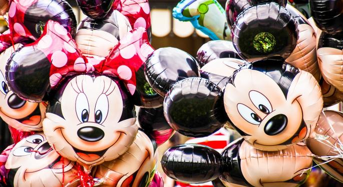 Nomura Analyst Weighs In On Disney Raising Dividend