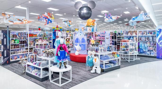Disney abrirá más de 160 mini-tiendas dentro de los Target